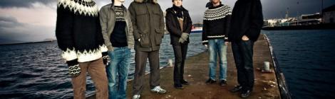 Árstíðir - Исландцы во дворце Белосельских-Белозерских