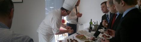 Состоялось открытие кулинарного фестиваля исландской кухни в Новосибирске