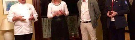 """Презентация продукции компании """"АйсКорпо Рус"""" с исландским шеф-поваром"""